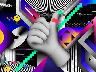 腾讯游戏创意大赛视觉包装